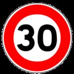 panneau-30-km